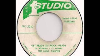 The Soul Agents ~ Get ready, it