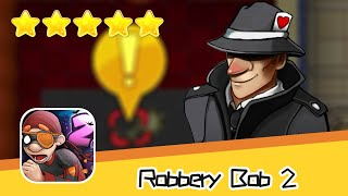 Robbery Bob 2 Seagull Bay Mission 10 Walkthrough Jailbird Recommend index five stars
