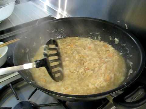 how to make turnip cake
