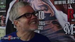 "Freddie Roach ""I still want to see Pacquiao fight mayweather 100% healthy "" Talks return & Crawford"