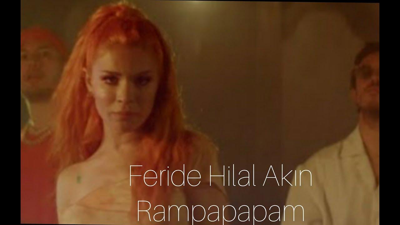 Feride Hilal Akin Rampapapam Sozleri Lyrics Youtube