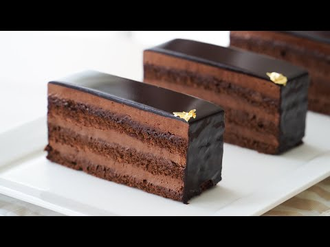 almond chocolate cake  no flour