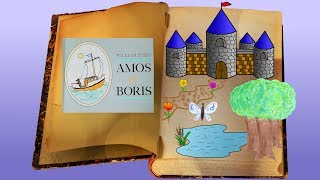 favorite childrens books amos and boris by william steig once upon a story