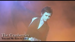 The Cranberries - You and  Me (Live in Lima)