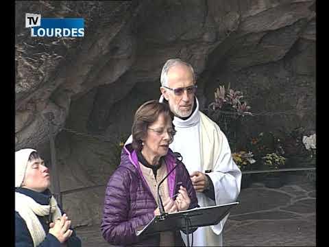 Chapelet de Lourdes du mardi 28 nov. 2017