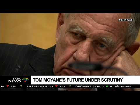 Moyane's future at SARS under scrutiny