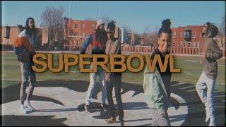 TheGr8Thinkaz - Superbowl |  Music Video By FlyShotz (Prod. By H.Kal-El)