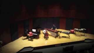 Trio for Piano, Cello, and Marimba/Vibes ~ R. Aaron Walters Mp3