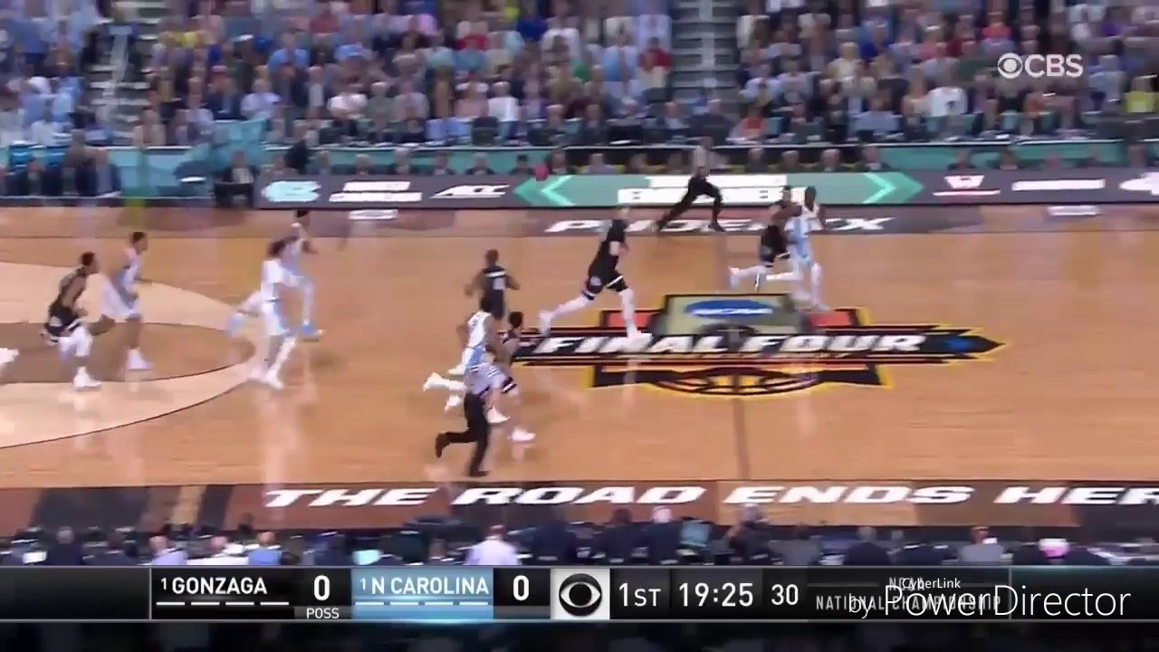 Highlights from the national championship gonzaga vs north carolina - North Carolina Vs Gonzaga Ncaa National Championship