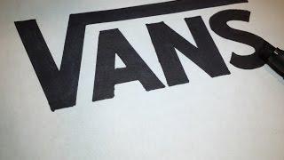 vans draw drawing