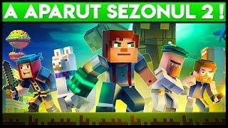 A aparut Minecraft Story Mode Sezonul 2 !
