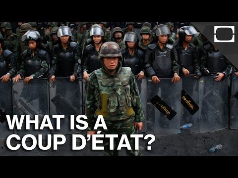 What Is A Coup d'État And How Common Are They?
