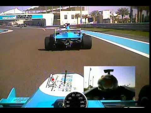 Ba - Formula 3000 - Yas Marina Circuit