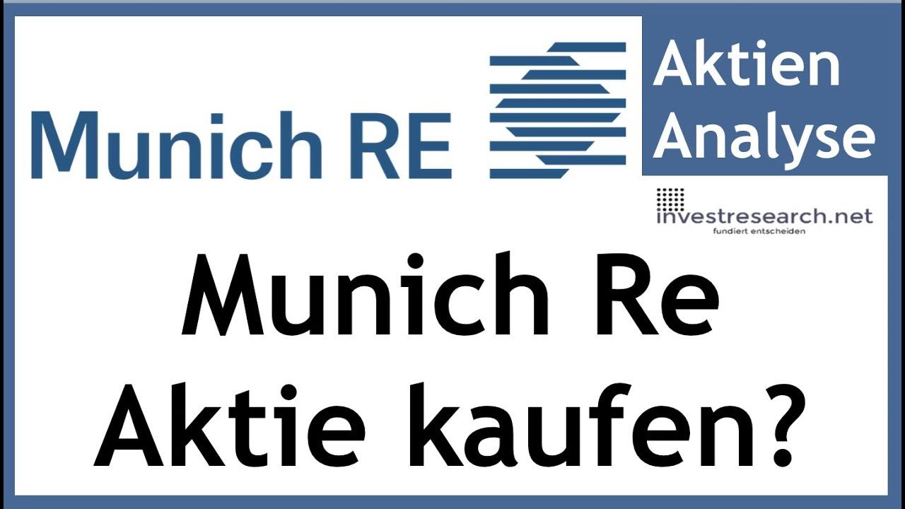 Munchener Ruck Aktie