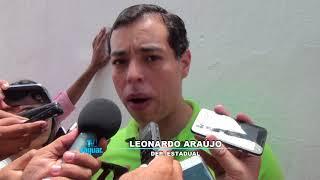 Encontro PMDB em Massapê -Deputado Leonardo Araújo