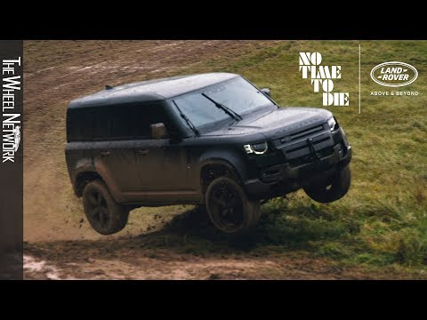 2020 Land Rover Defender To Star In New James Bond Film – No Time To Die
