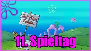 Bundesliga 11. Spieltag portrayed by Spongebob [Deutsch/German]