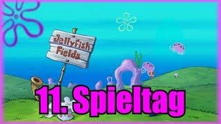 Bundesliga 11 Spieltag portrayed by Spongebob DeutschGerman