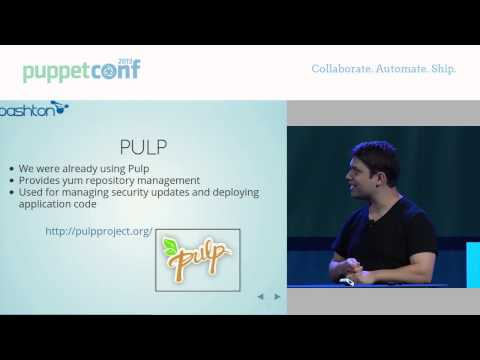 Continuously Integrated Puppet in a Dynamic Environment - Pu