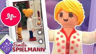 DIE MUSICALLY WETTE! Gewinnt Klaus oder Astrid? Playmobil Familie Spielmann Geschichten für Kinder