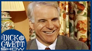 Steve Martin Used To Work At Disneyland | The Dick Cavett Show