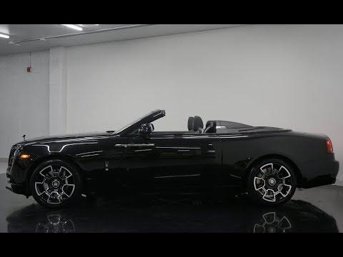 2020 Rolls-Royce Dawn Black Badge Aero Cowling - Walkaround 4k