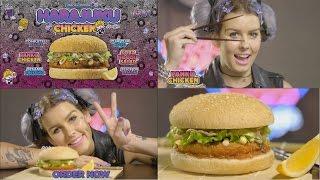 BurgerFuel's Harajuku Chicken Burger thumbnail