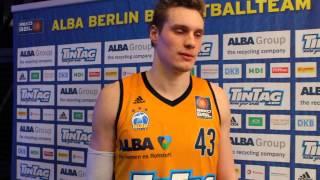 """Leon Radosevic: """"Wir sind auf einem guten Weg"""""""