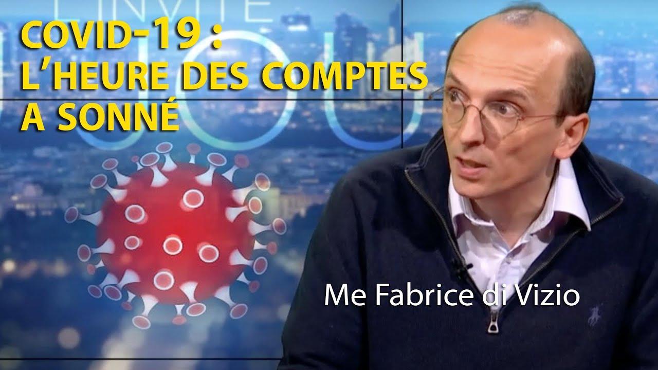 Covid-19 : L'heure des comptes a sonné - Me Fabrice di Vizio - Le Zoom - TVL