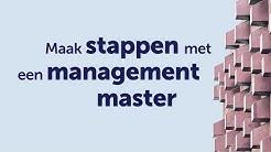 Vergroot je carrièrekansen met een management master