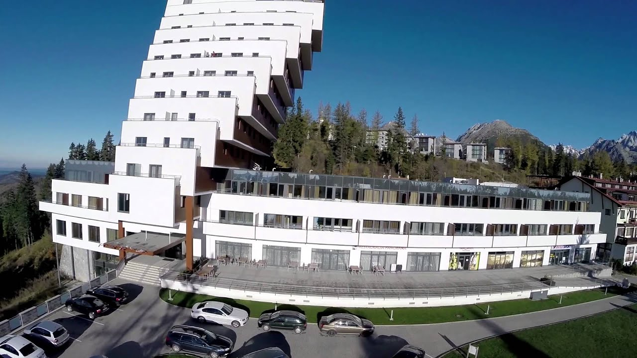 Hotel panorama trbsk pleso vysok tatry youtube for Hotel panorama hotel
