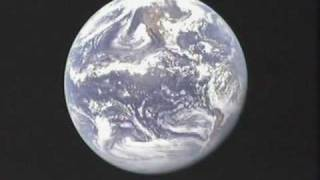 Earth from space - 24 hour time-lapse