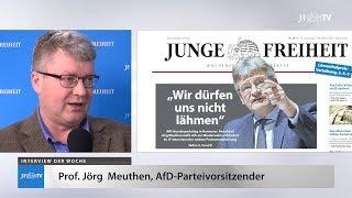 Ein Blick in die neue JF (49/17): AfD-Bundesparteitag in Hannover
