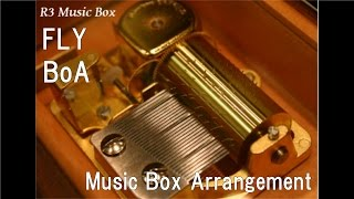 Gambar cover FLY/BoA [Music Box]