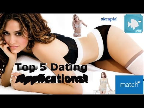 Top 5 AWESOME dating apps 2017