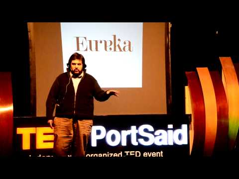 Before and after Zamzam: Ramy Elgabry at TEDxPortSaid