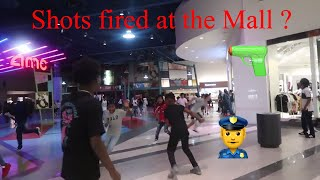Police Respond to Shots fired @ Concord Mills Mall Concord, NC | Scuda James Vlogs