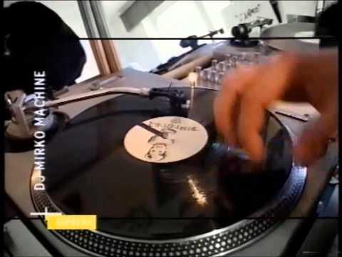 Dj Mirko Machine @ Supreme auf Viva2 (2001)