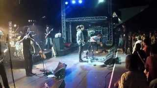 AYWA // Dellali + Serpent Qui Danse // live au Théâtre de la Mer, Sète
