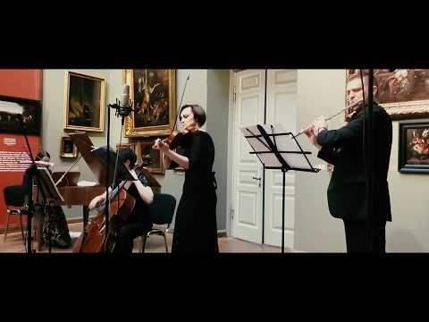 M.Marais - Suite II - Menuet, Rondeau - Luna Ensemble Live 24.04.2016
