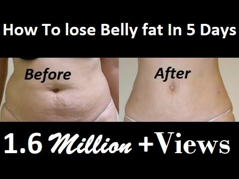 How Long Does It Take To Burn Belly Fat
