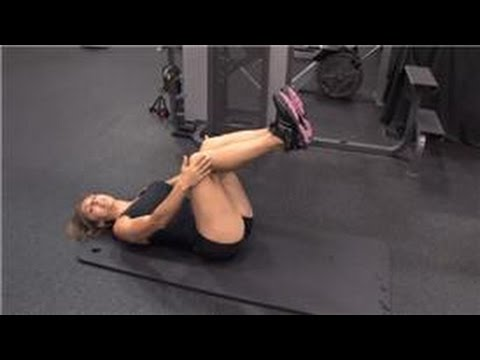 Building Your Body : How to Get Abs by Doing Crunches & Leg Lifts