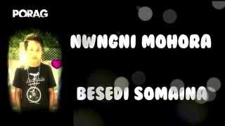 Angni Super Girl-Nijwm Band(Bodo Lyrics Video Song With Pictures)