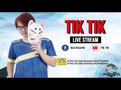 [Live] Stream để train