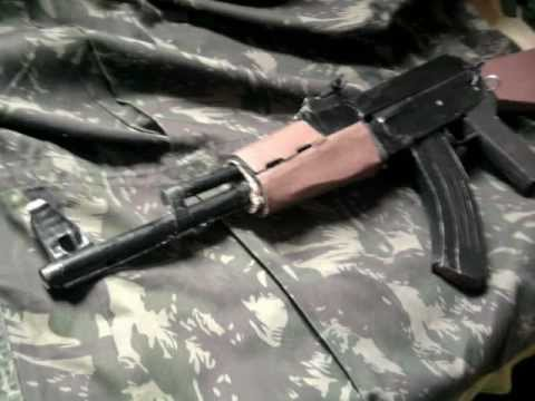 how to make paper ak 47 that shoots dailymotion