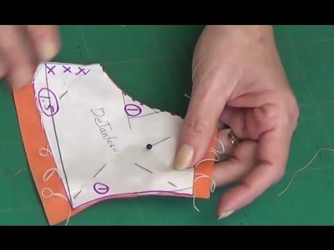 9c20698dc Alta Costura para NIÑOS clase   6 DIY hilos flojos - YouTube