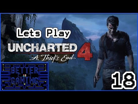 [18] The Malaysia Job (Let's play Uncharted 4: A Thief's End)