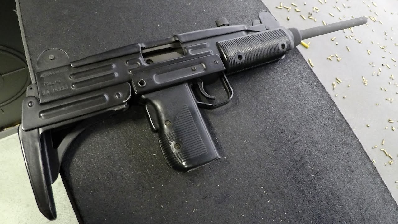 IMI Uzi Model A 9mm