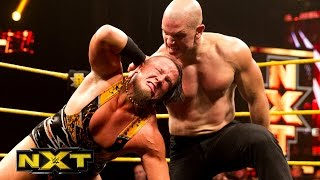 Solomon Crowe vs. Marcus Louis: WWE NXT, July 8, 2015