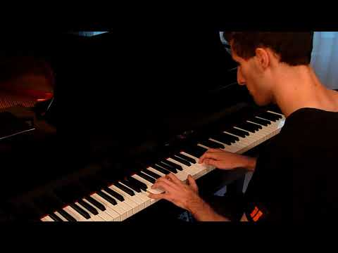 music, grand piano, I was lost with you, Romance, Liara